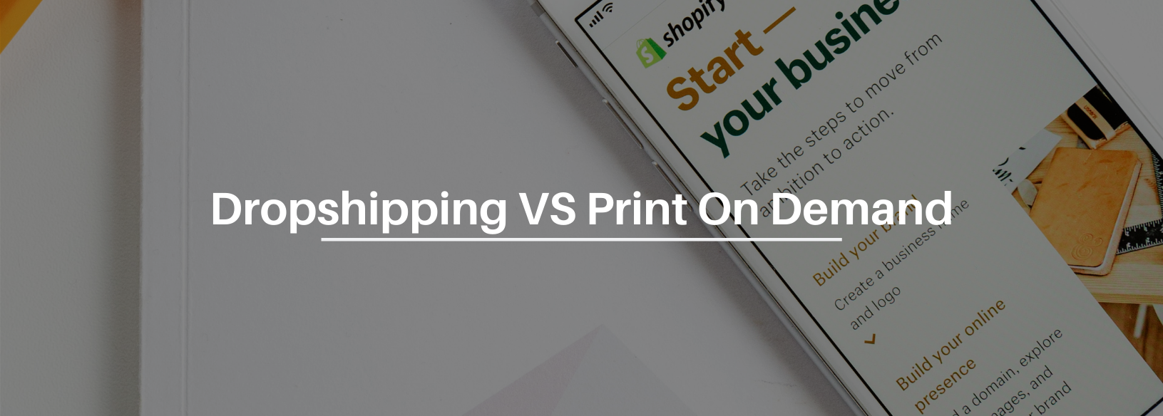 Dropshipping VS Print On Demand – Which Is Better?